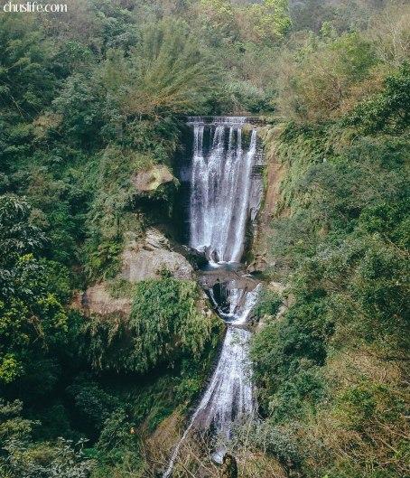 合谷瀑布 Hegu Waterfall